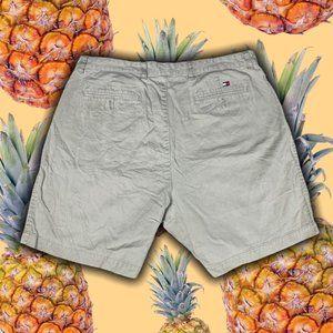 Tommy Hilfiger Vintage Beige Chino Shorts